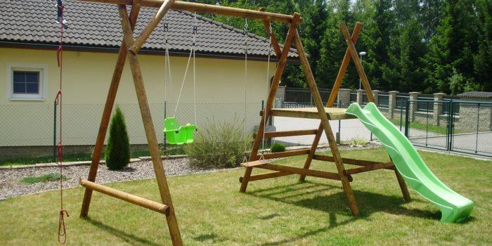Nové Houpačkové Centrum Pro Vaše Děti V Apartmánu Rodvínov