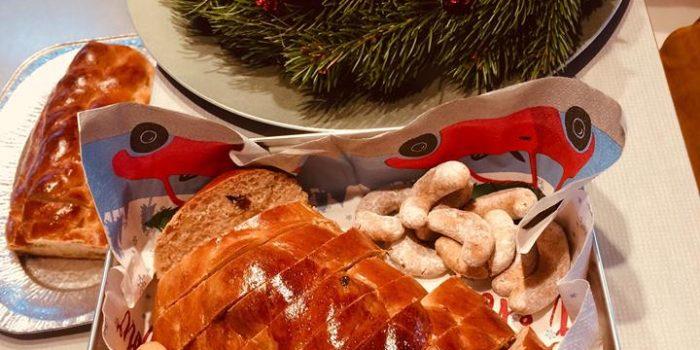 Domácí Vánoční Cukroví Od Penzionu Francouzská