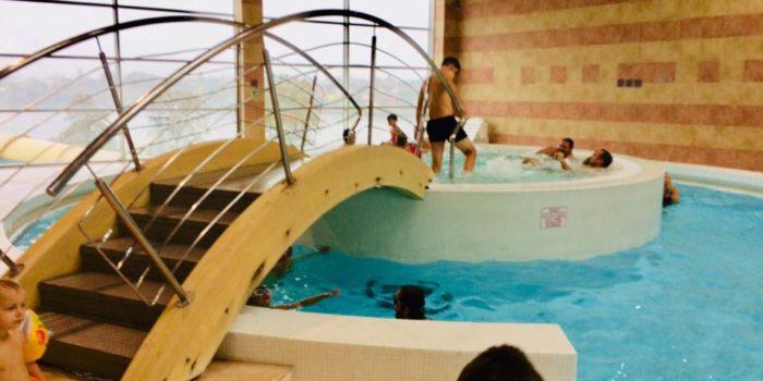Ubytování Jindřichův Hradec - Bazén JH