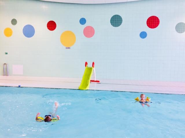 Penzion Francouzska_bazen_jh_detsky bazenek