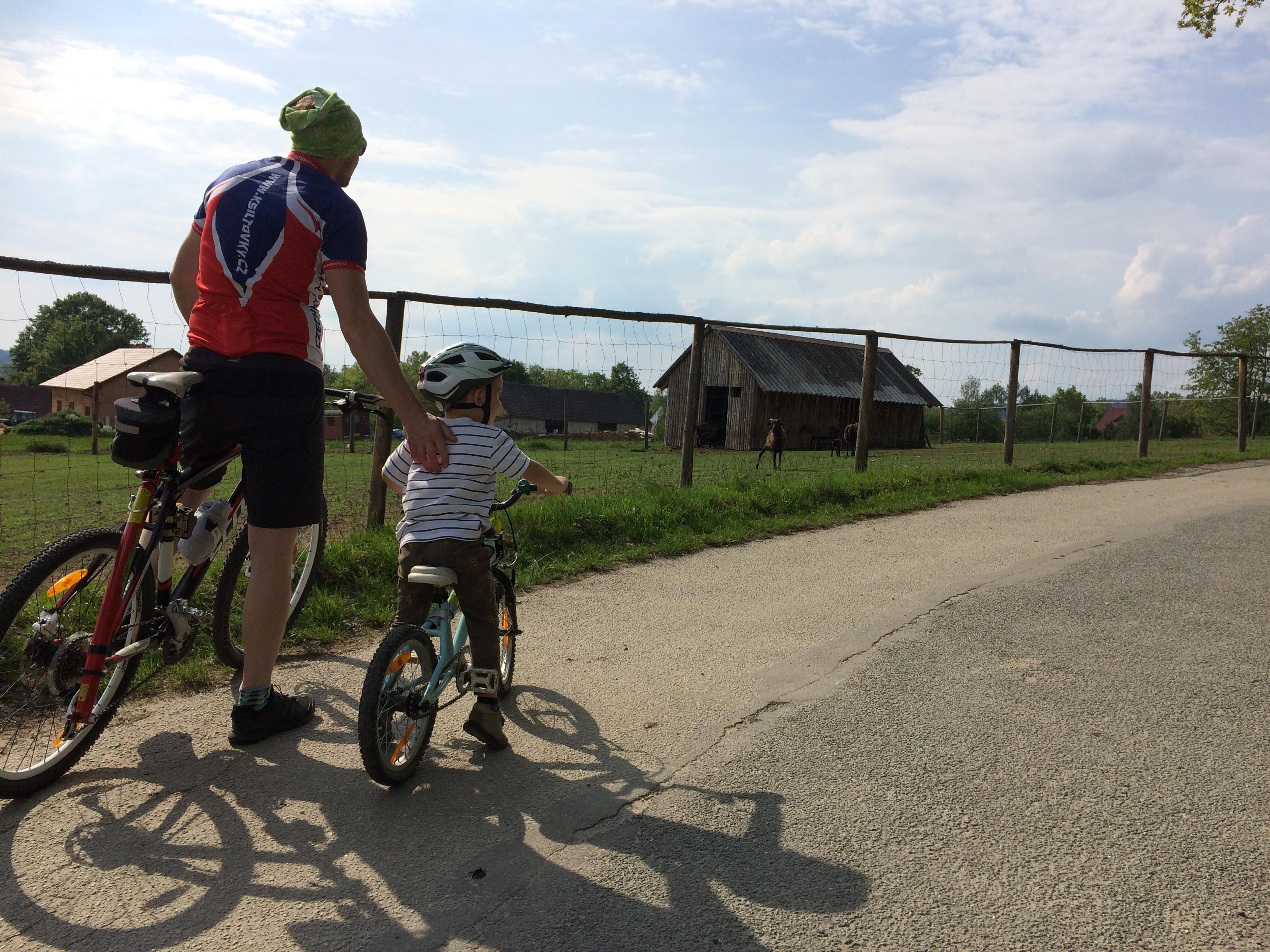 cyklovýlet Penzion Francouzská