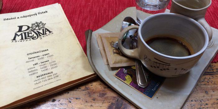 Kavárna Jindřichův Hradec