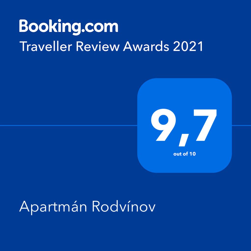 Hodnocení apartmán Rodvínov